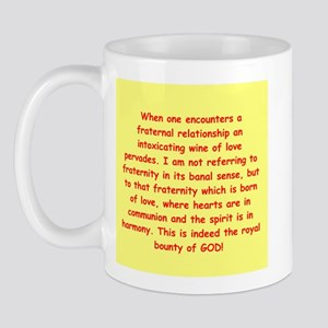 Sufi Sayings Mug